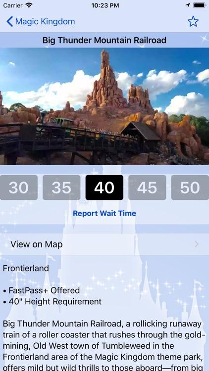 Magic Guide for Disney World screenshot-5