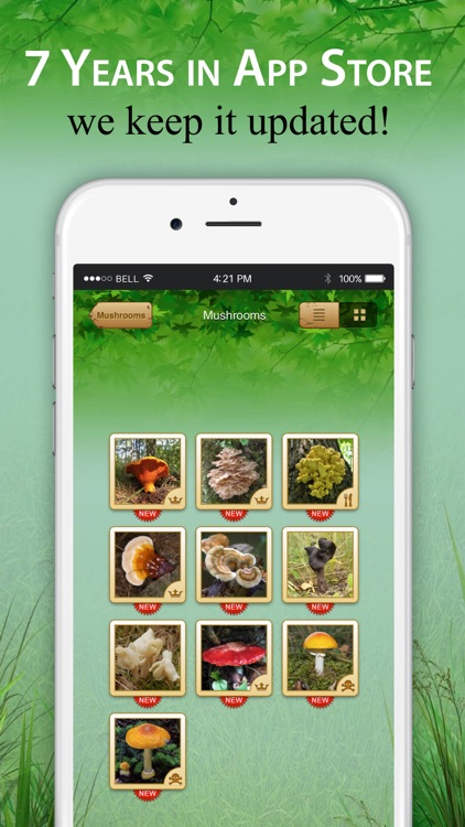 Mushroom Book & Identification screenshot-6
