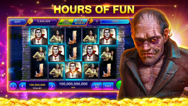Cash Tap Casino: Slot Machines screenshot-3