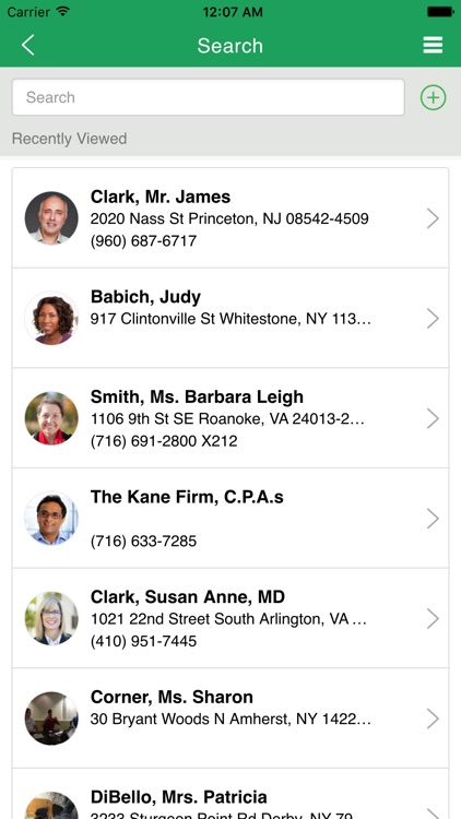 ClearView CRM Mobile