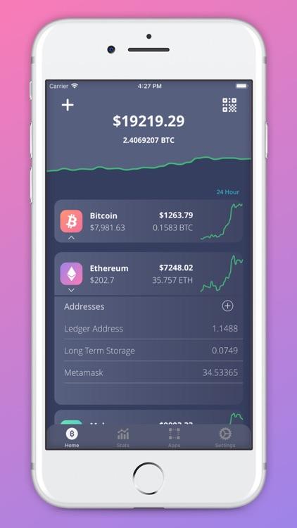 Cold Crypto (Coin Tracker) screenshot-3