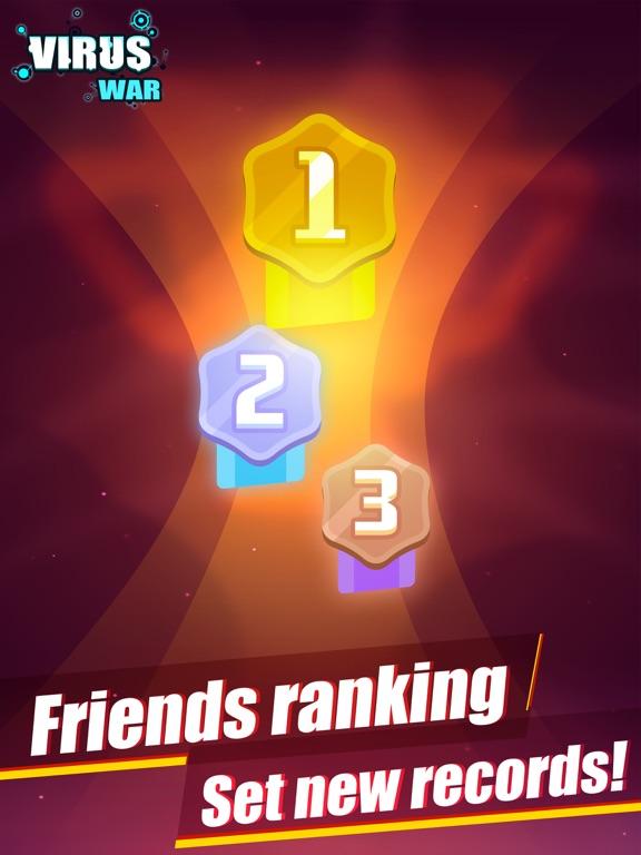 Virus War- Space Shooting Game screenshot 10