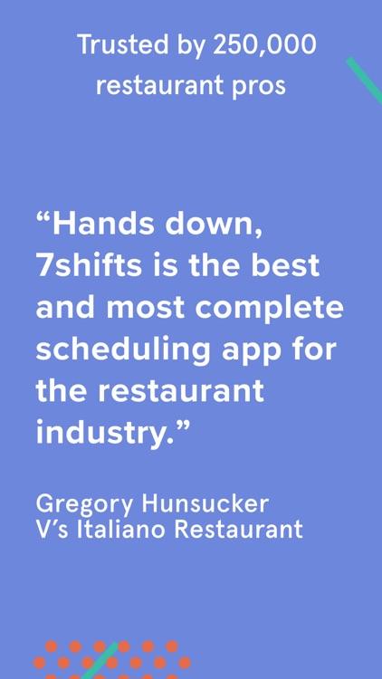 7shifts: Employee Scheduling screenshot-6
