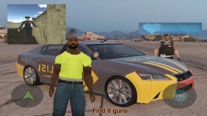 Driving police theft simulator screenshot 1
