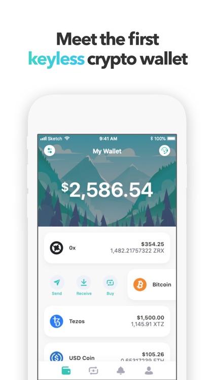 ZenGo: Bitcoin & Crypto Wallet
