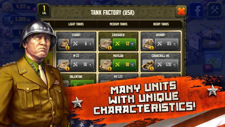 Second World War Western Front screenshot-4