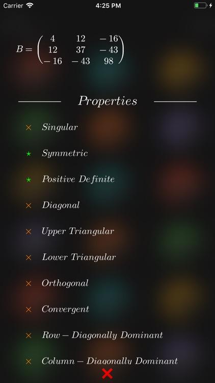 Matrix Numerics screenshot-4