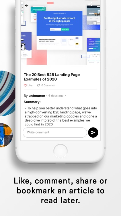 Pipfeed: Personal reading app screenshot-3
