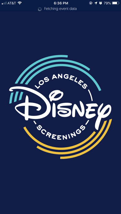 Disney LA Screenings Screenshot