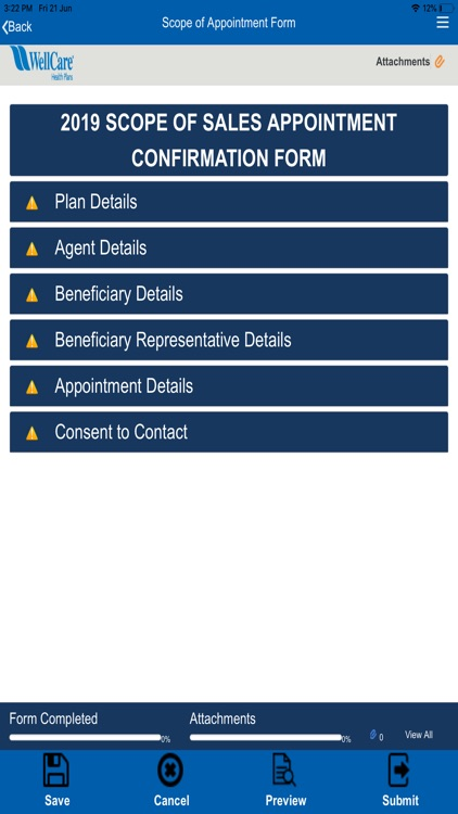 WellCare Enrollment Platform screenshot-2