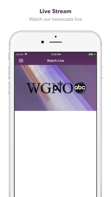WGNO News - New Orleans screenshot-3