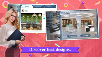 Screenshot for Design My Room: Fashion in Hong Kong App Store