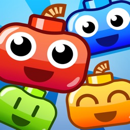 Happy Bombs - Connect 3+ Game