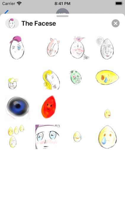 The Faces screenshot-6