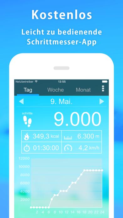 messages.download Schrittzähler α software