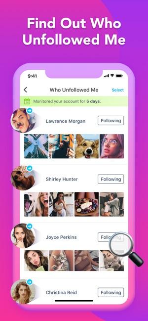 Ig Analyzer: Followers Tracker on the App Store