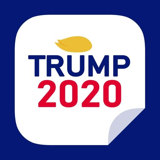 Donald Trump 2020 Sticker Pack