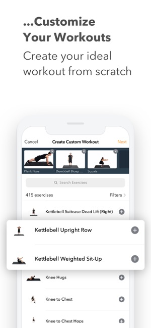 Sworkit Fitness Workout App On The App Store