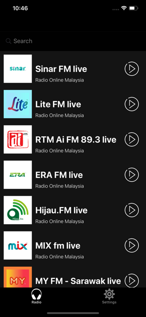 Radio Online Malaysia On The App Store