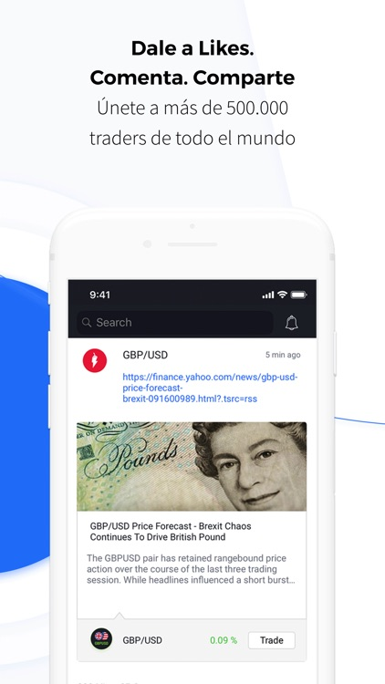 NAGA: Social Investing Network screenshot-4