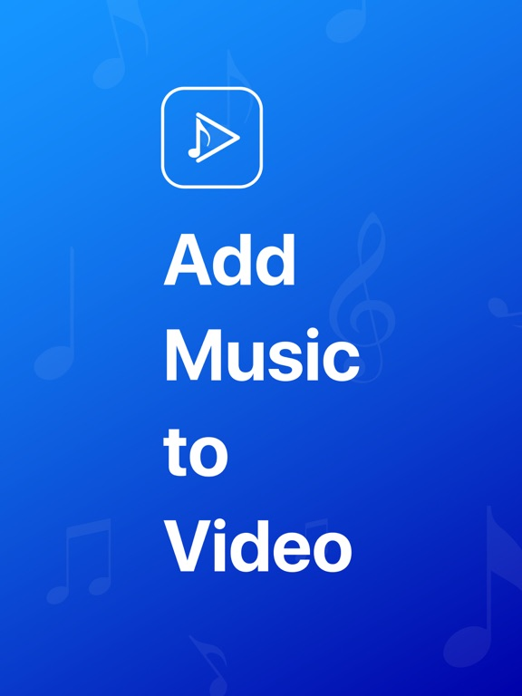 Add Music To Videos - Merge Background Audio,Sound & Song For Instagram screenshot