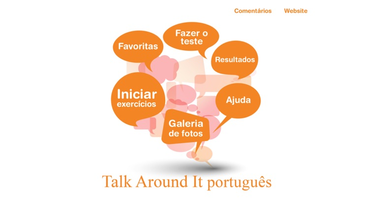 Talk Around It português screenshot-4