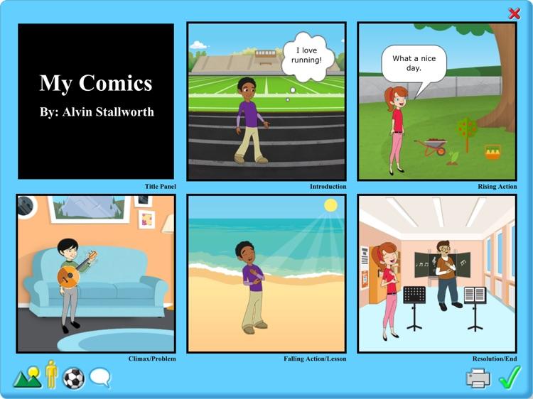 Middle School Social Skills screenshot-4