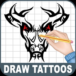 How to Draw Tattoos - DrawNow