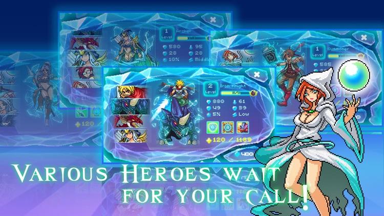TD Quest-Tower Defense Games screenshot-3