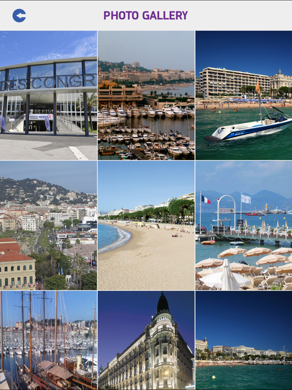 Cannes City Guide screenshot 9