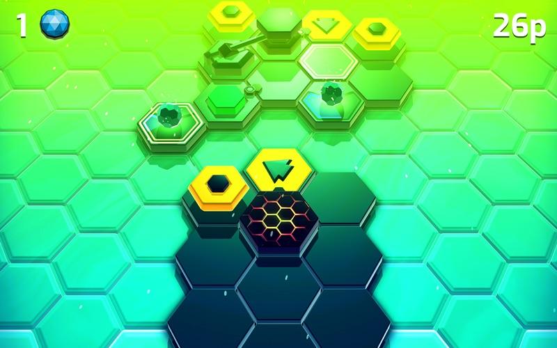Hexaflip: The Action Puzzler screenshot 4