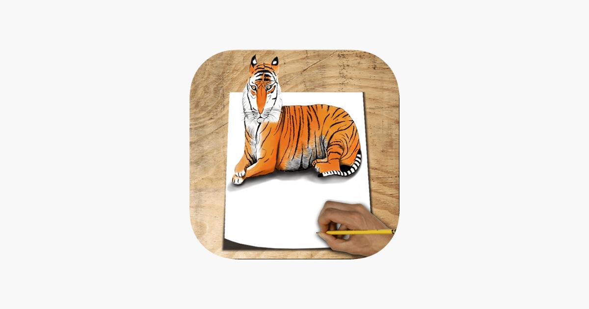 600 Koleksi Gambar Binatang Yang Bagus Dan Mudah Digambar Gratis