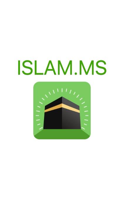 Islam.ms Prayer Times & Qibla