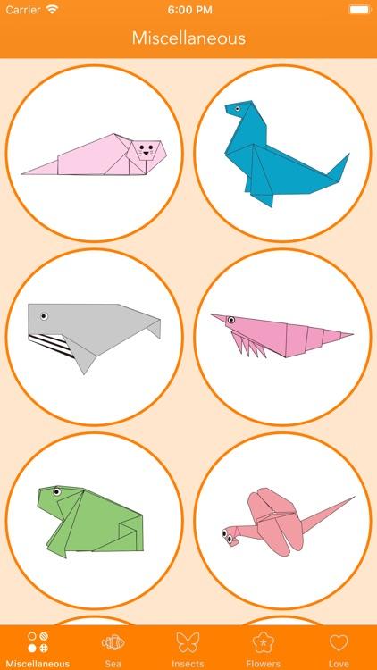 Origami ⁺