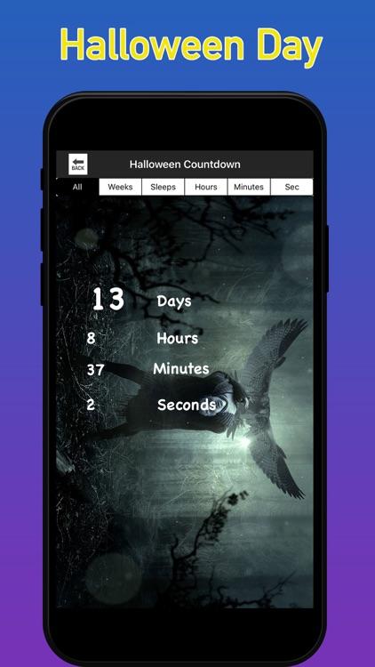 Halloween Countdown day 2019 screenshot-5