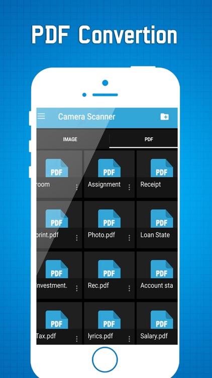 Cam Scanner HD Document Scan screenshot-5