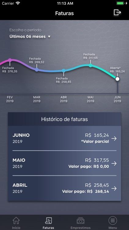 Cartão RCHLO screenshot-3