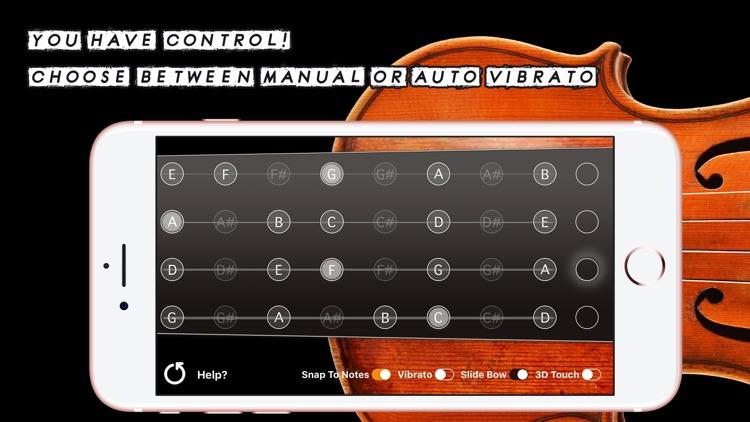 Pocket Violin - Play for real!