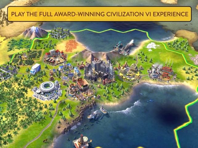 Sid Meier's Civilization® VI on the App Store