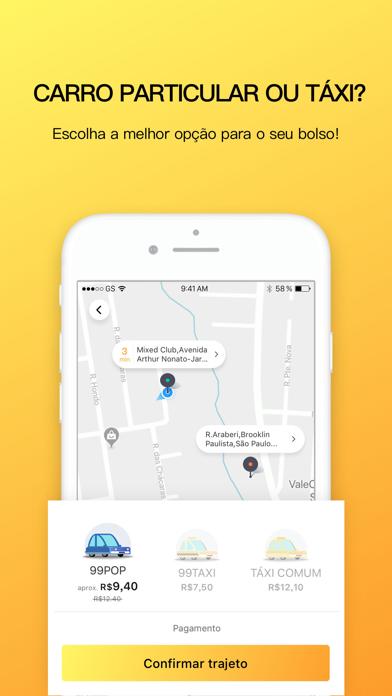 Baixar 99 - Carro Particular e Táxi para Android