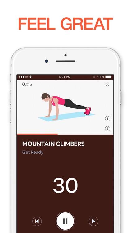 Weight Loss Workout by 7M Apps screenshot-3
