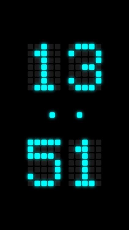 Digital LED Clock screenshot-5