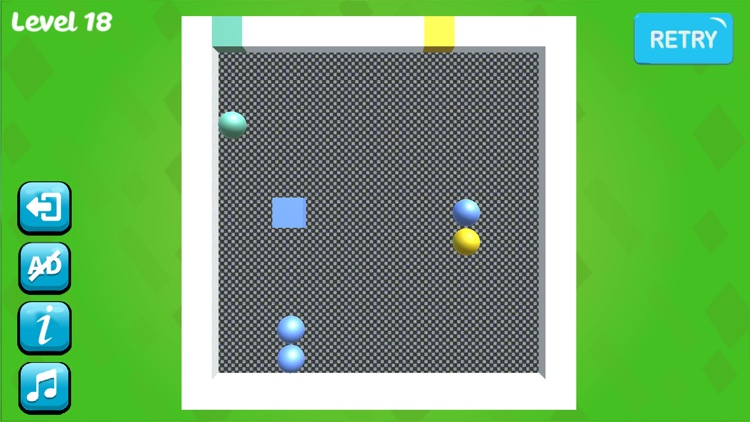 Color Boxes And Balls 3D
