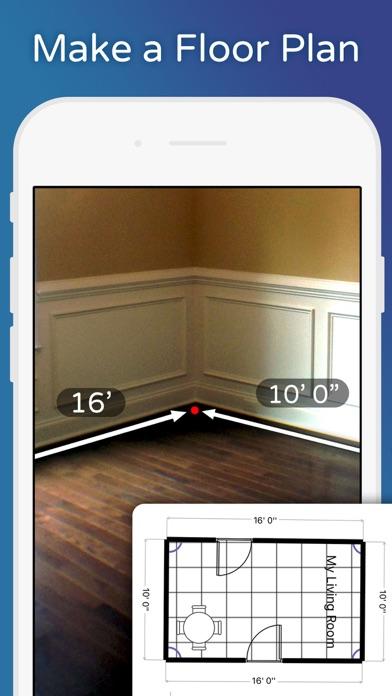 AirMeasure - AR Tape & Ruler iPhone