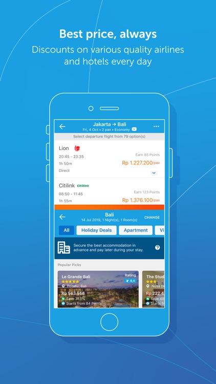 Traveloka: Flight, Hotel, Trip
