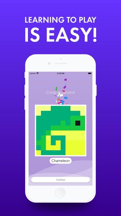 Nonograms: logic puzzles screenshot-4