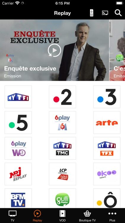 TV d'Orange screenshot-4