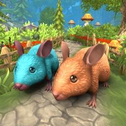 Mouse Family Life simulator
