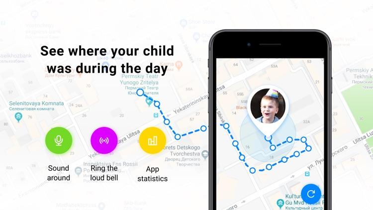 Find my Kids: parental control screenshot-0