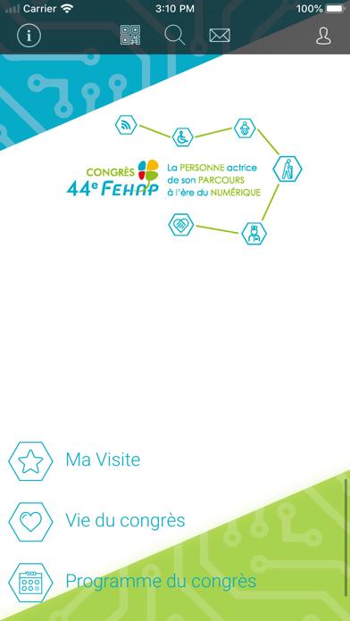 44e CONGRÉS DE LA FEHAP sur pc